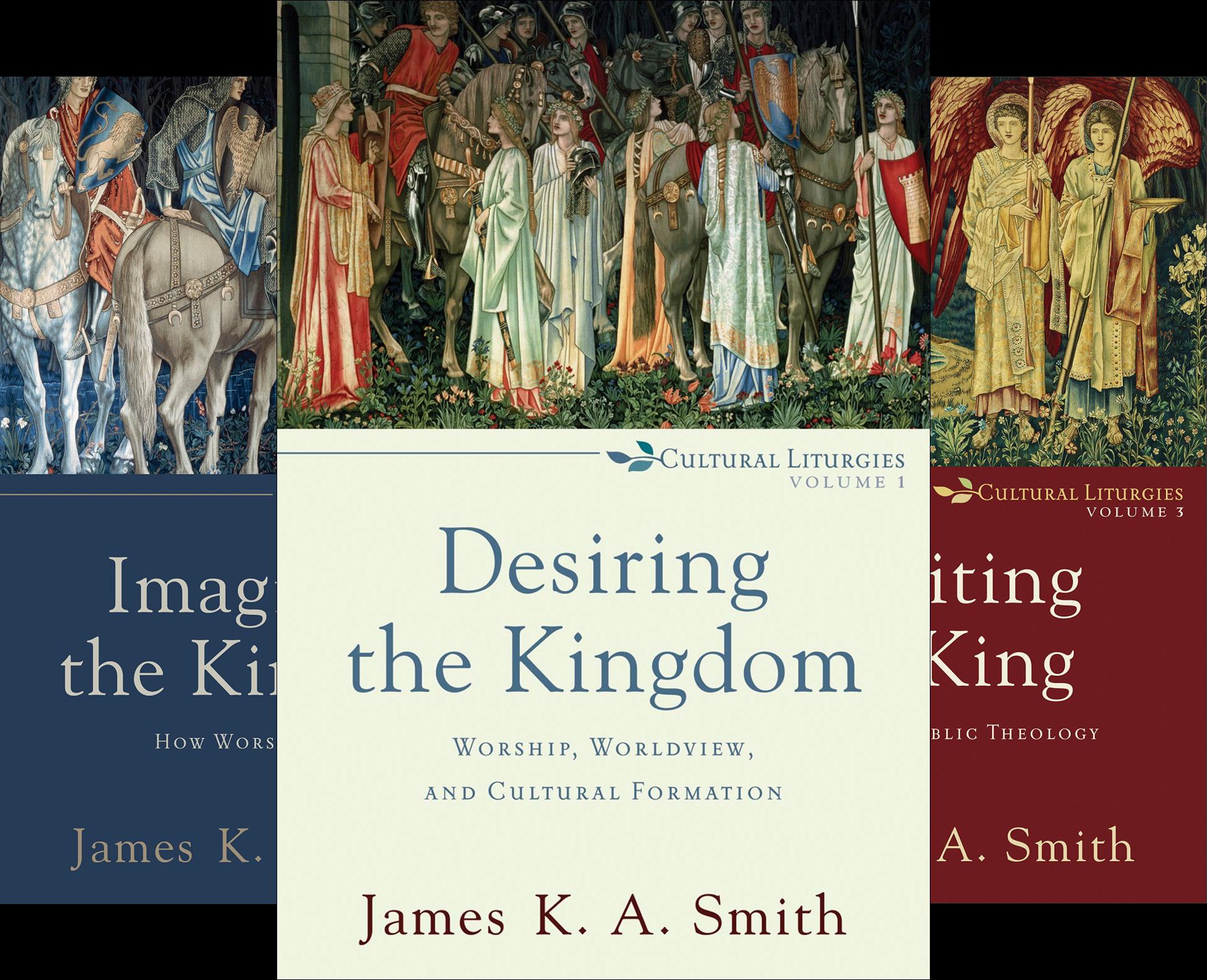 Cultural Liturgies (3 Book Series)