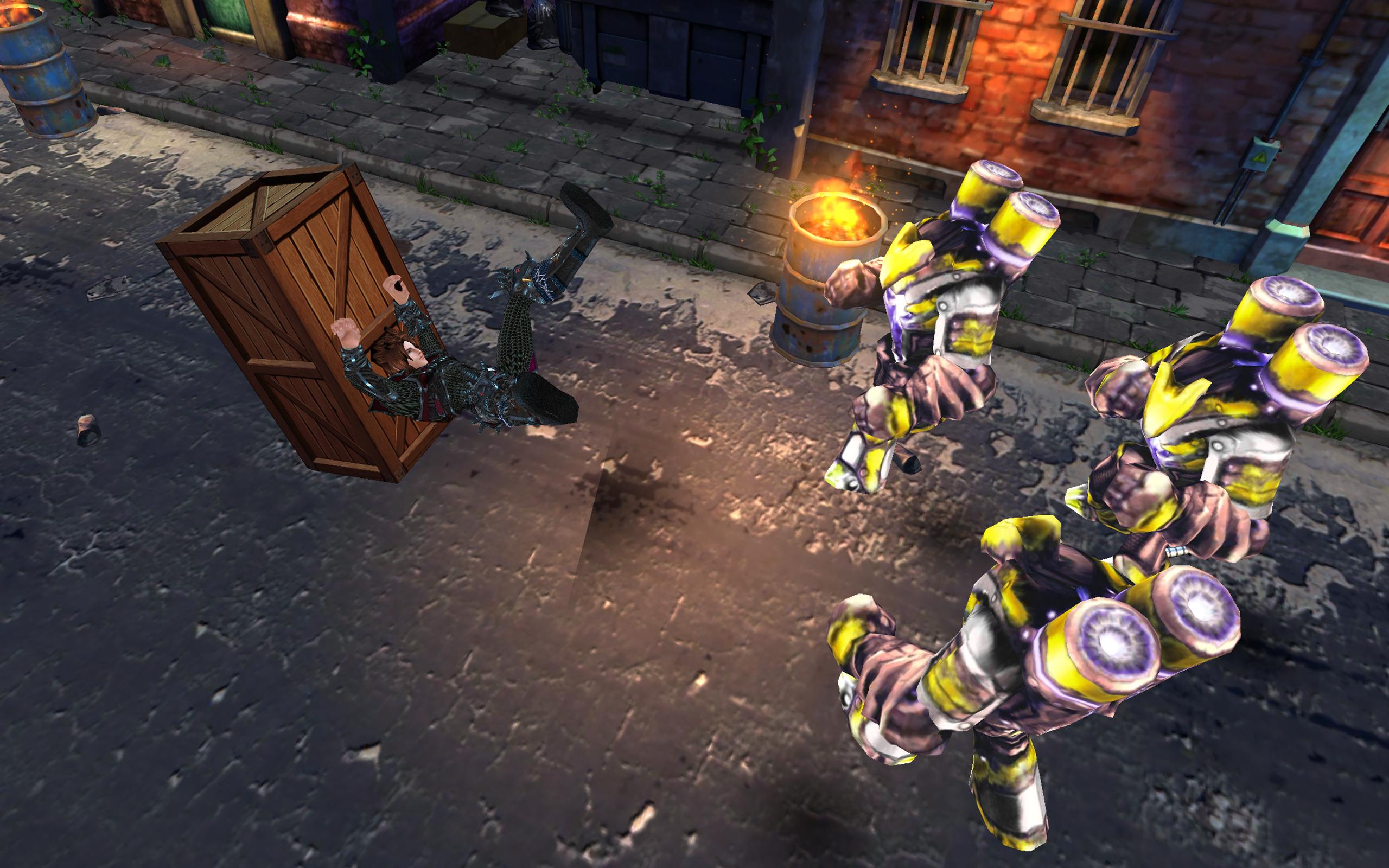Robot Street Fighter: Kung Fu Games: Amazon.es: Appstore ...
