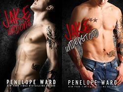 Jake (2 Book Series) by  Penelope Ward