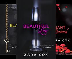 Dark Desires (3 Book Series) by  Zara Cox