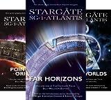 img - for STARGATE SG-1 STARGATE ATLANTIS Travelers' Tales (3 Book Series) book / textbook / text book