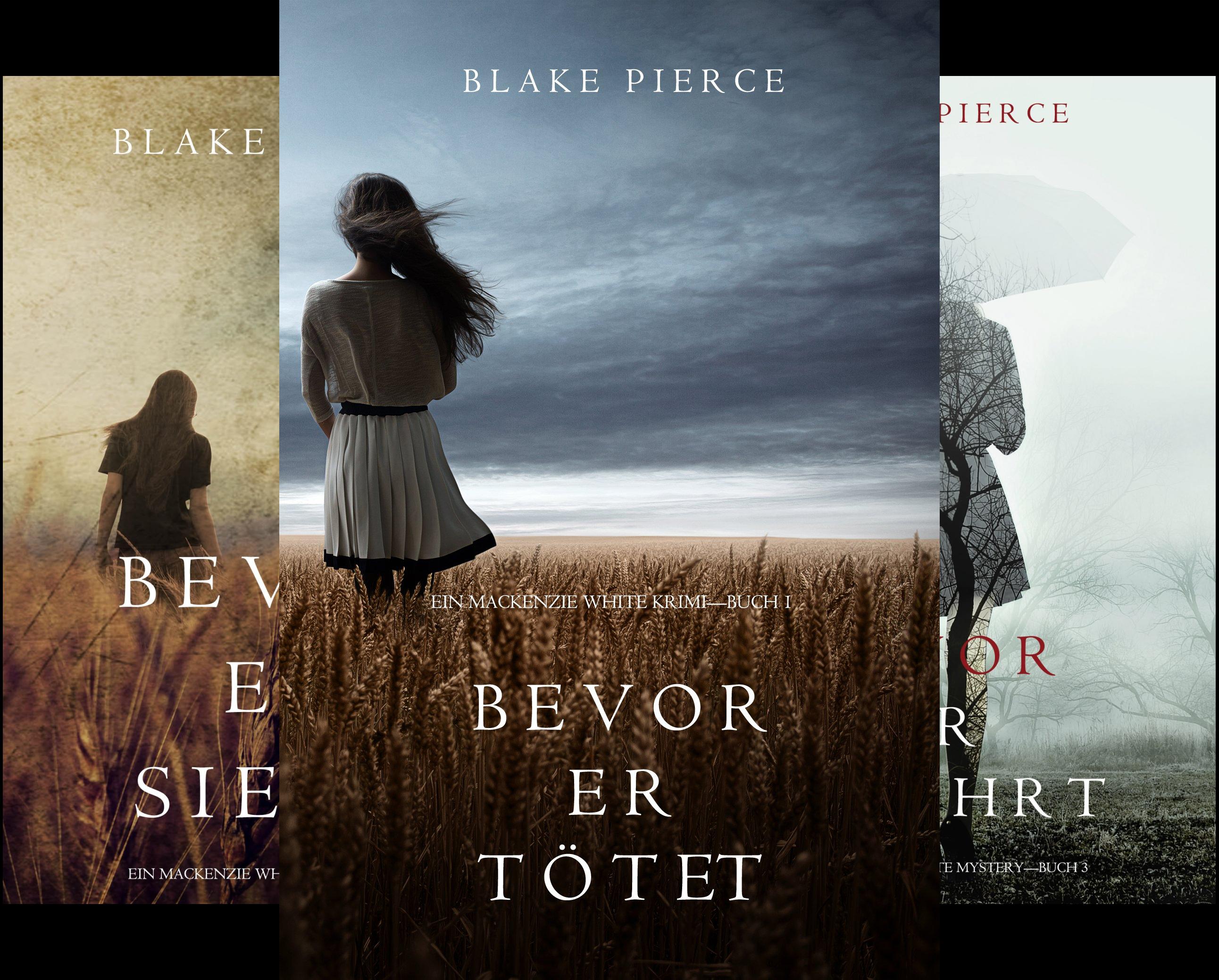 Ein Mackenzie White Krimi (Reihe in 4 Bänden)