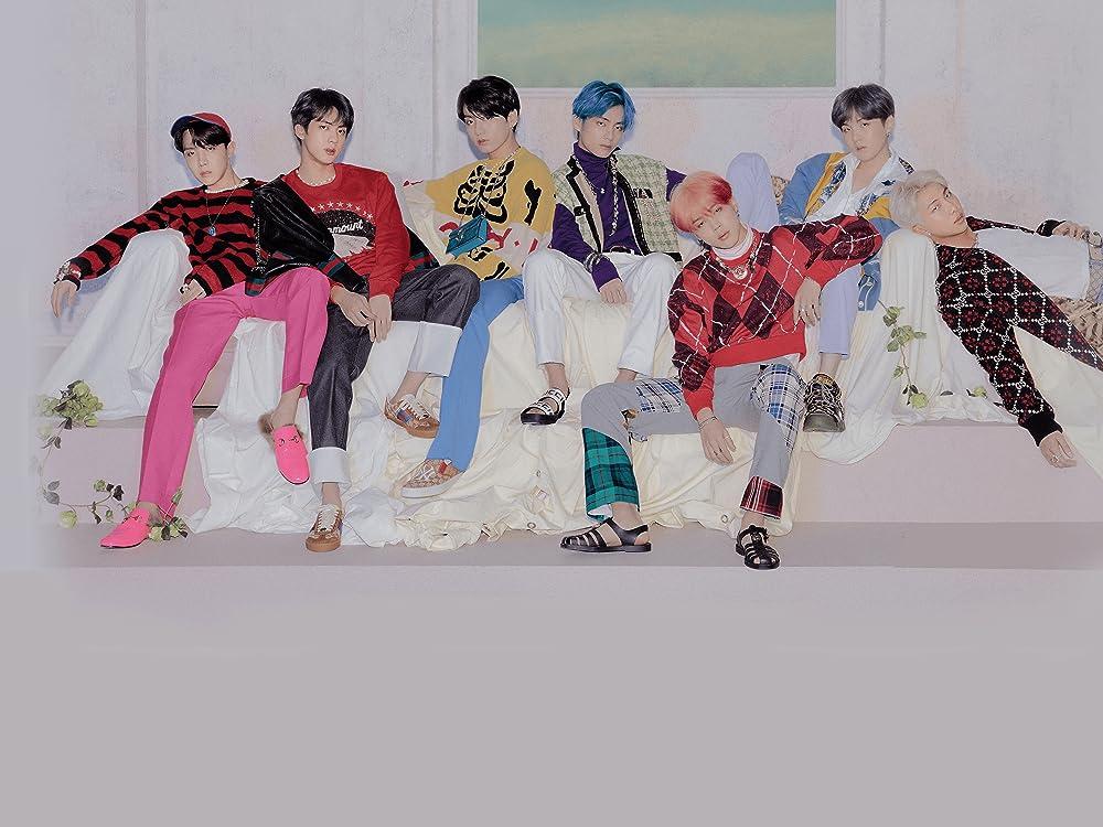 BTS on Amazon Music