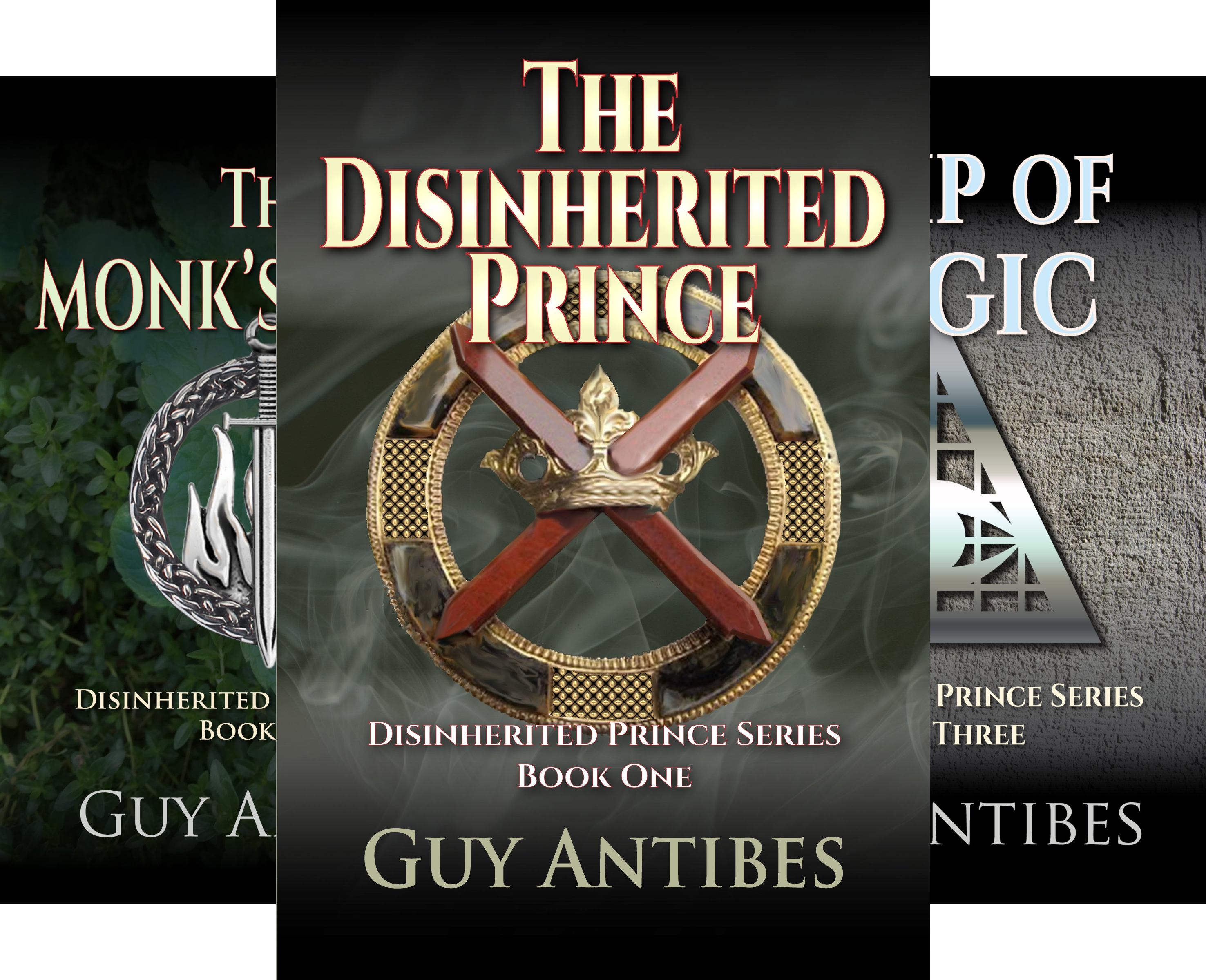 The Disinherited Prince (5 Book Series)
