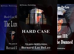 John Harding Series (10 Book Series) by  Bernard Lee  DeLeo Bernard Lee DeLeo