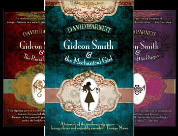 Gideon Smith (3 Book Series) by David Barnett