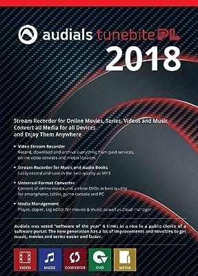 Audials Tunebite 2018 Platinum [Download]