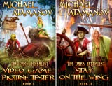 img - for The Dark Herbalist (2 Book Series) book / textbook / text book