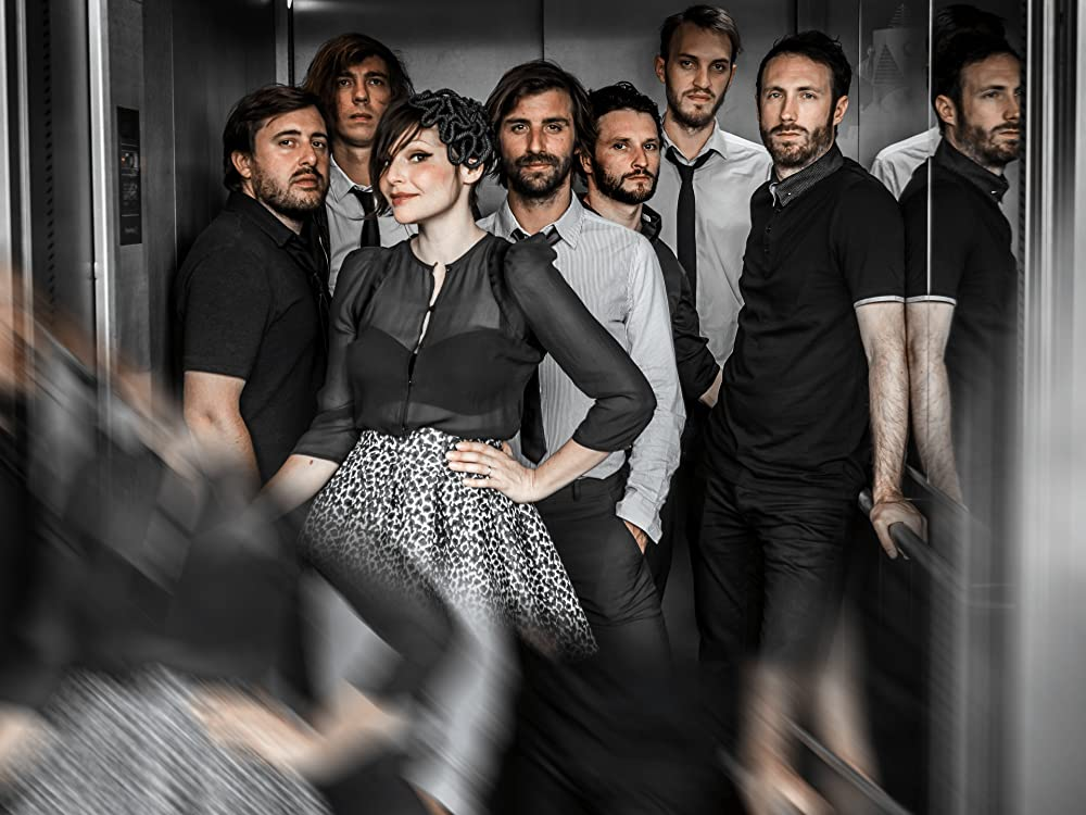 caravan palace rock it for me mp3