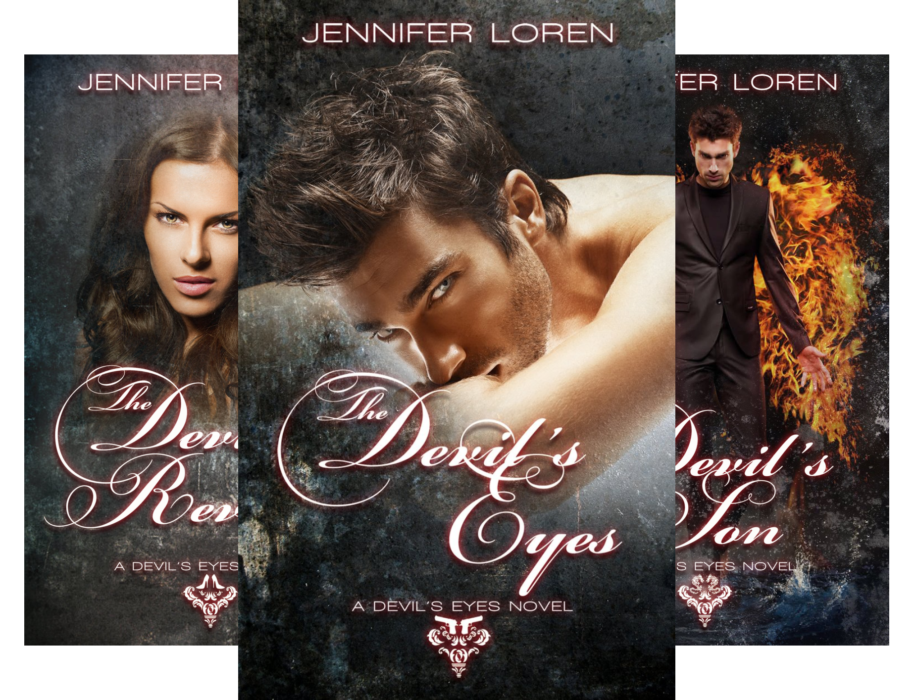 The Devil's Eyes (7 Book Series)