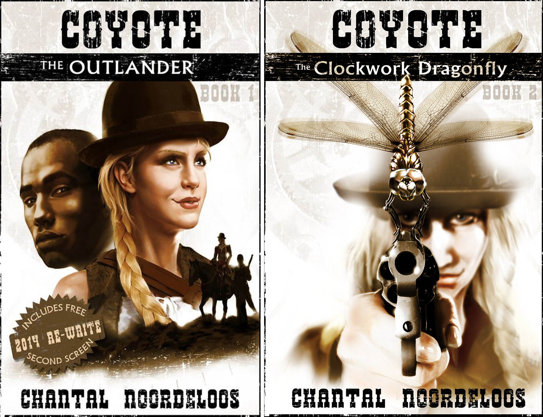 - Coyote (2 Book Series)