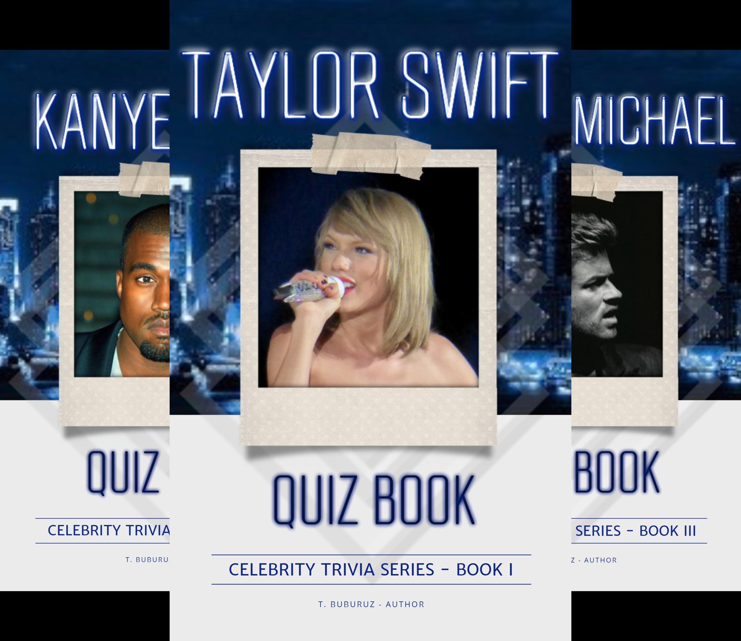 Celebrity Trivia Series (7 Book Series)