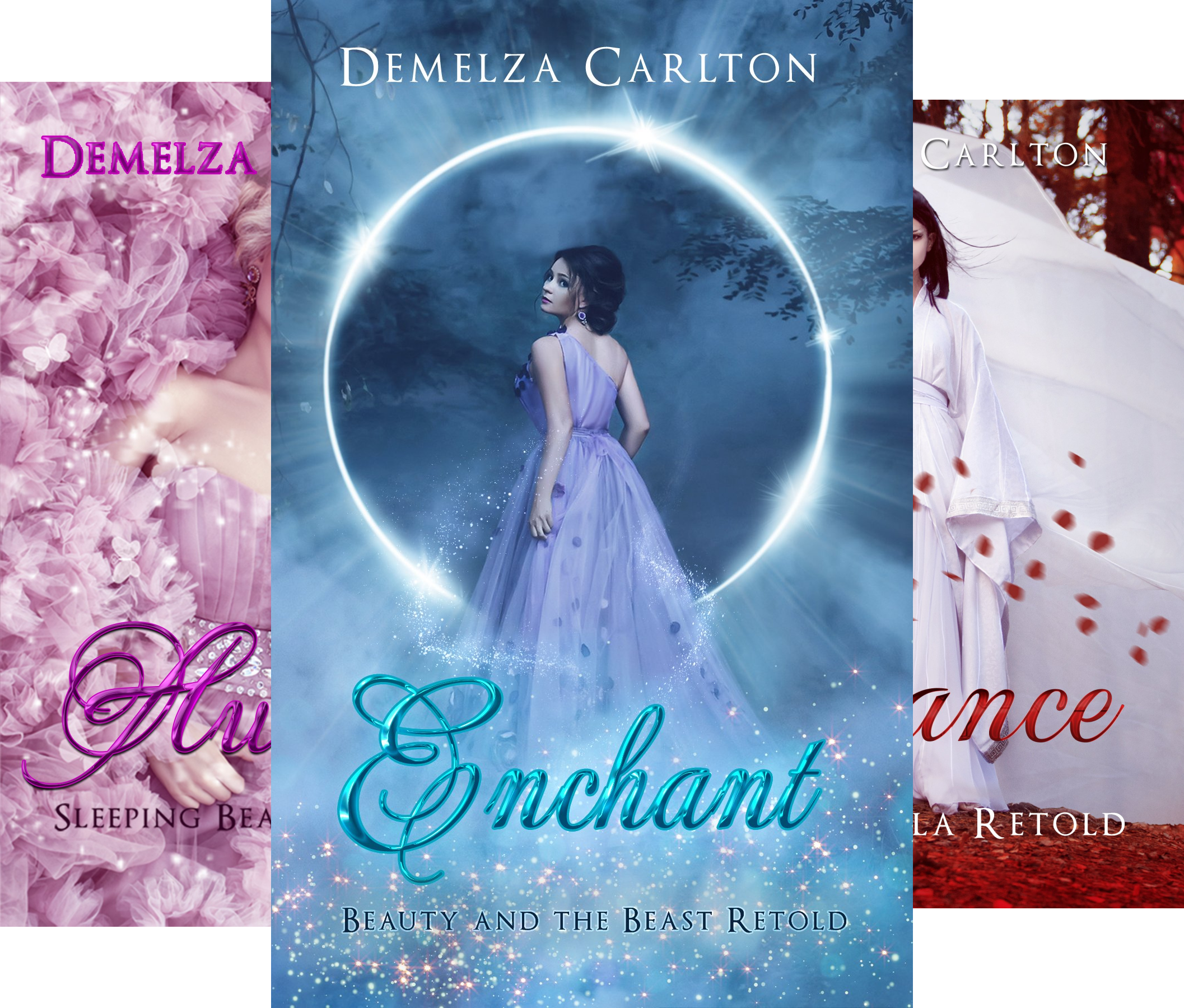 Romance a Medieval Fairytale (6 Book Series)
