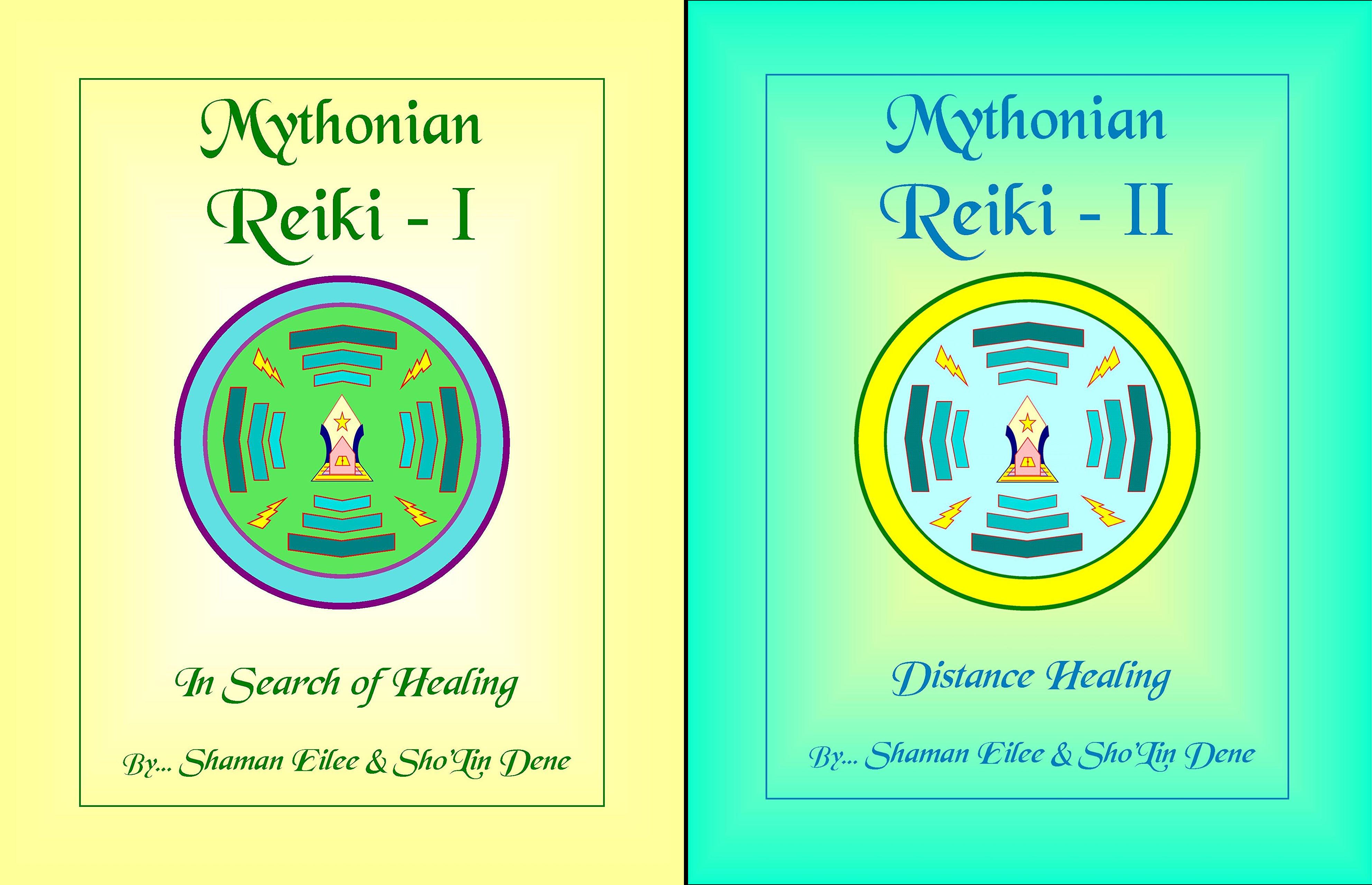 Mythonian Reiki Healing (2 Book Series)