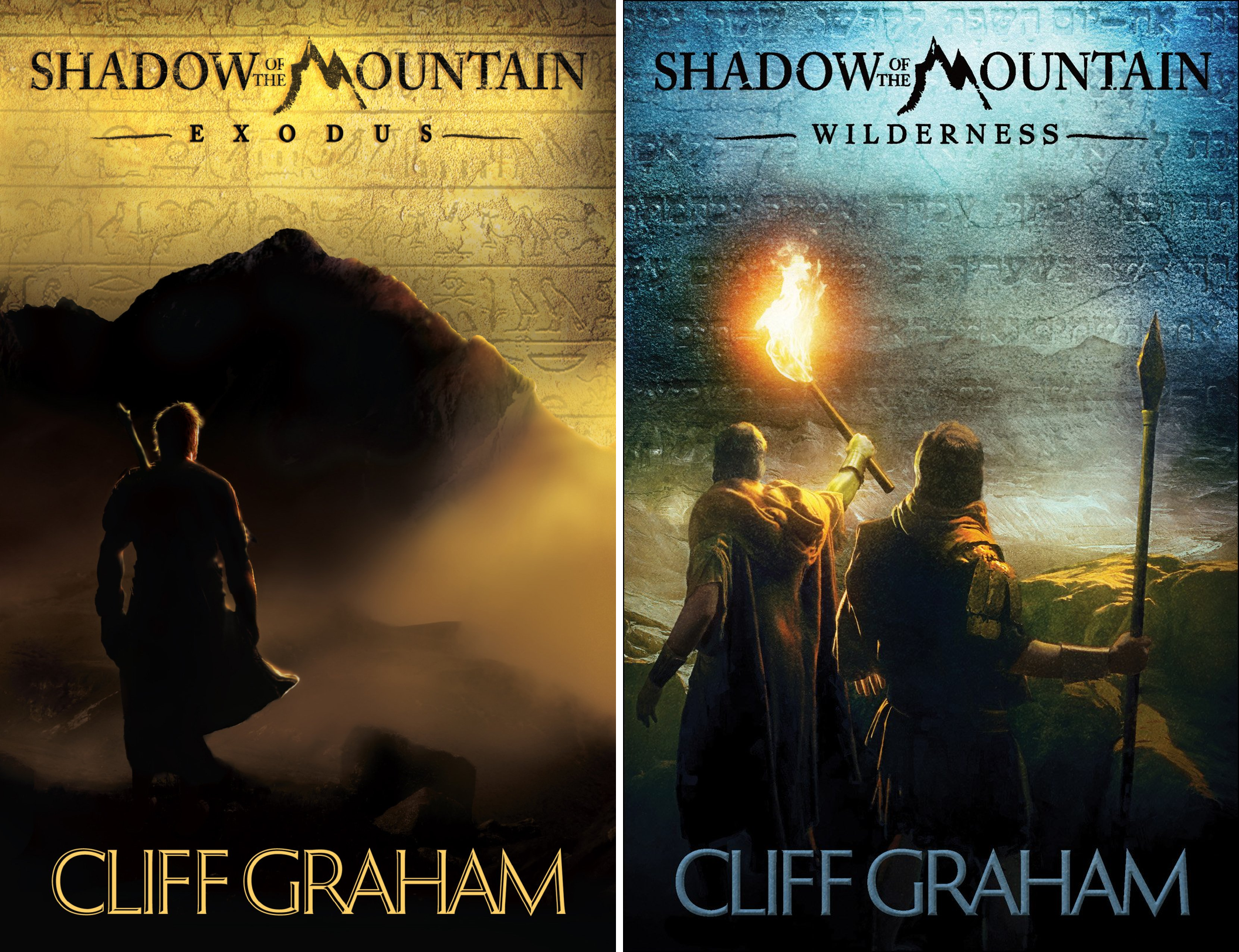 Shadow of the Mountain (2 Book Series)