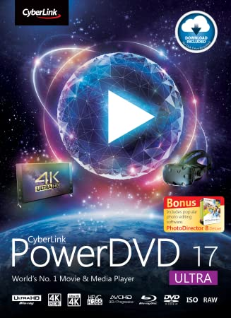 CyberLink PowerDVD 17 Ultra [Download]