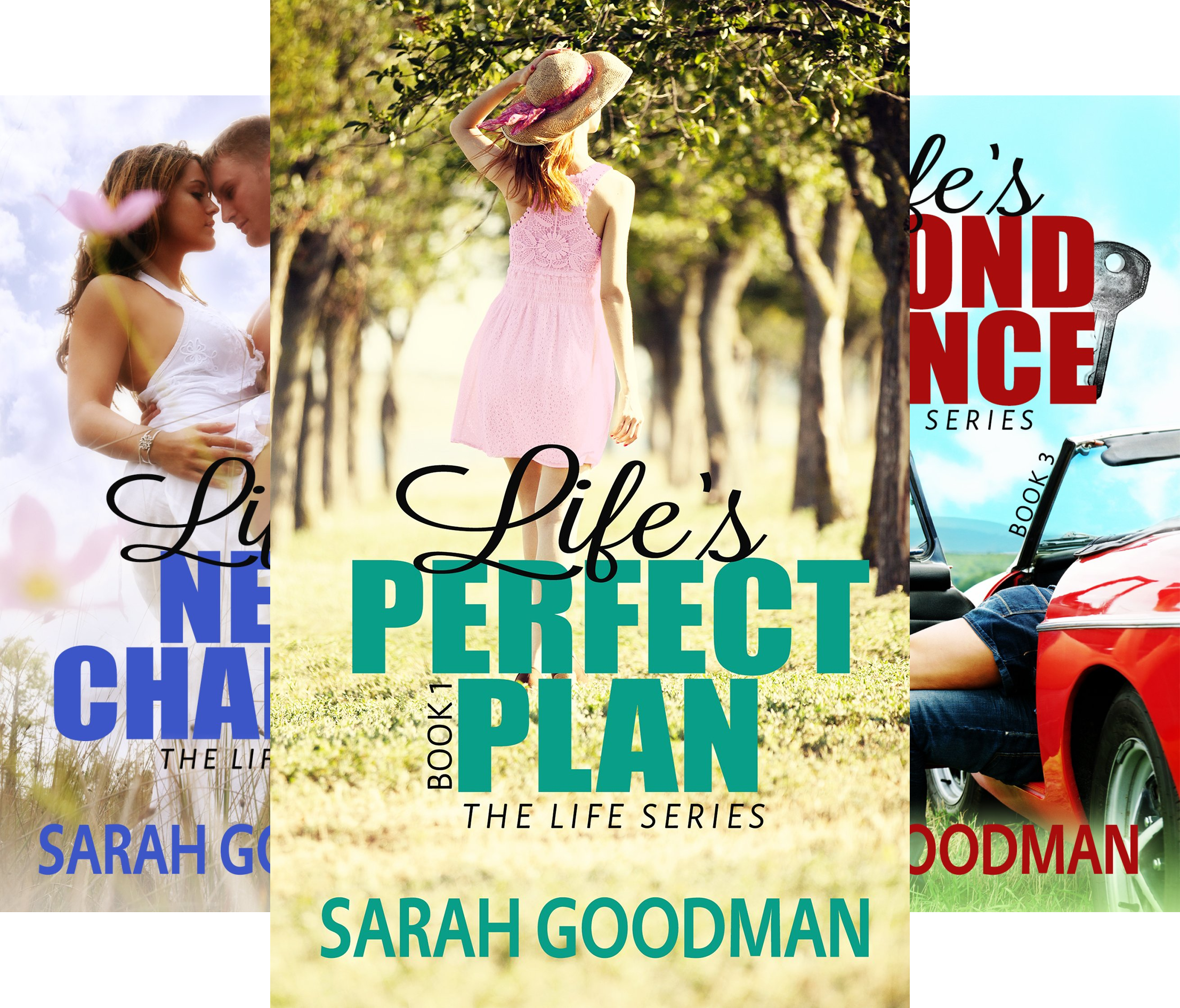 The Life Series (4 Book Series)