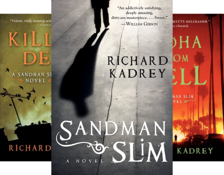 Sandman Slim (10 Book Series) by Richard Kadrey