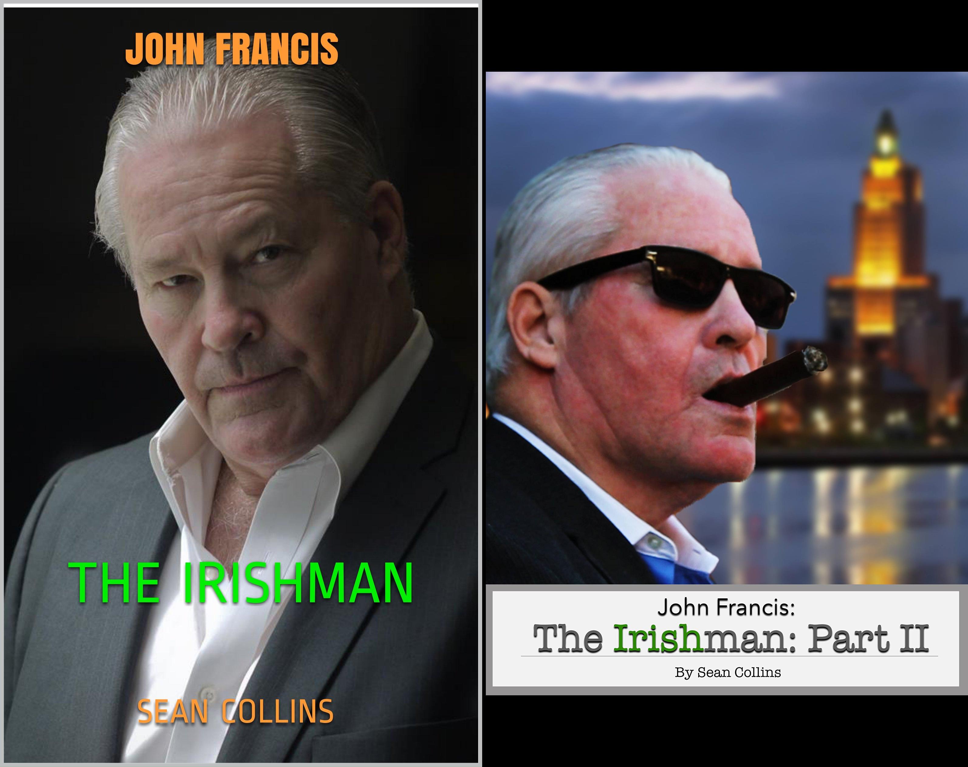 John Francis The Irishman (2 Book Series)