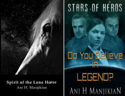 Stars of Heros (2 Book Series) by  Ani Manjikian