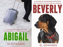 Charlie Diamond Mysteries (2 Book Series) by  El Edwards