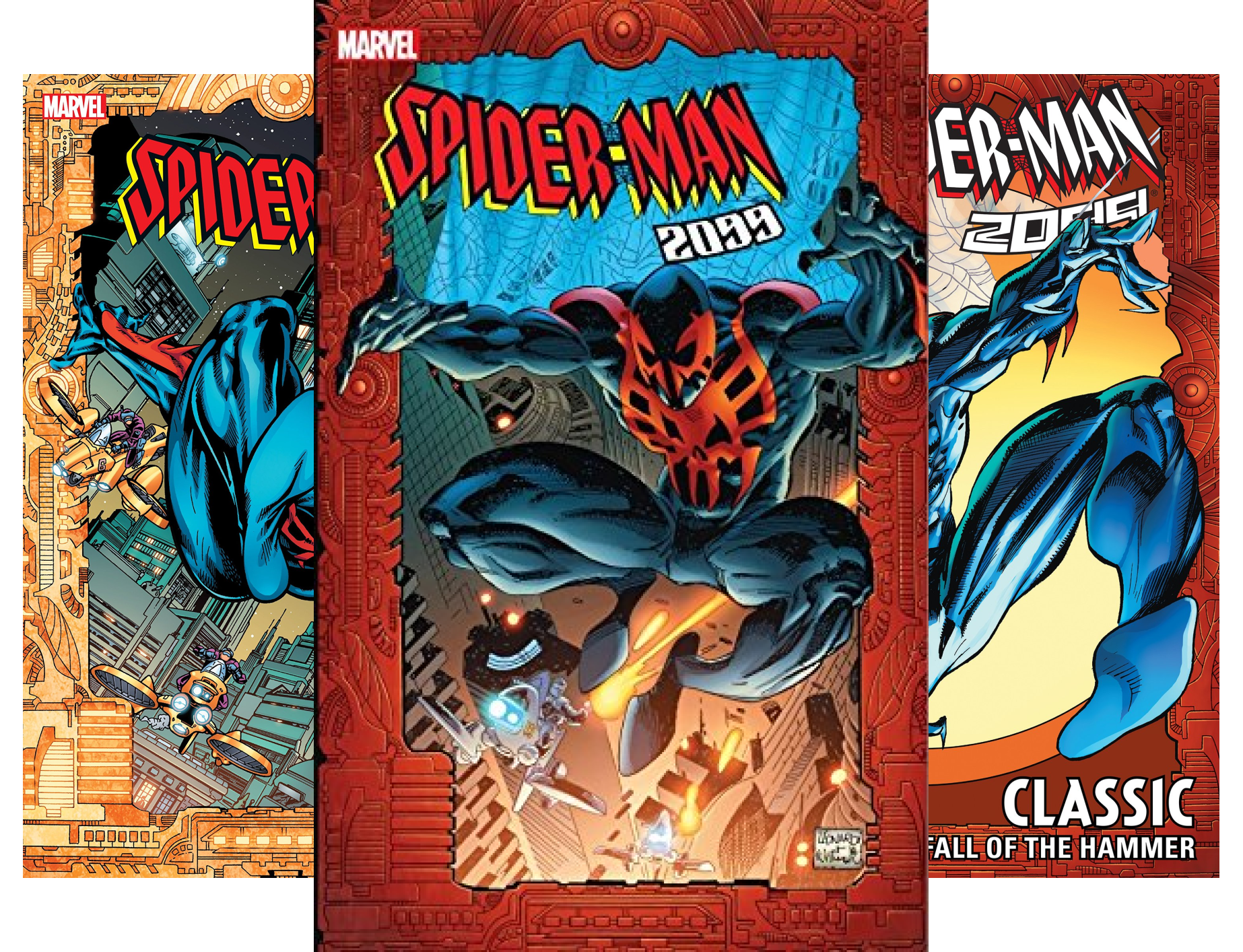 Spider-Man 2099 (1992-1996) (Collections) (4 Book Series)