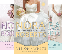 Bride Quartet (4 Book Series) by  Nora Roberts
