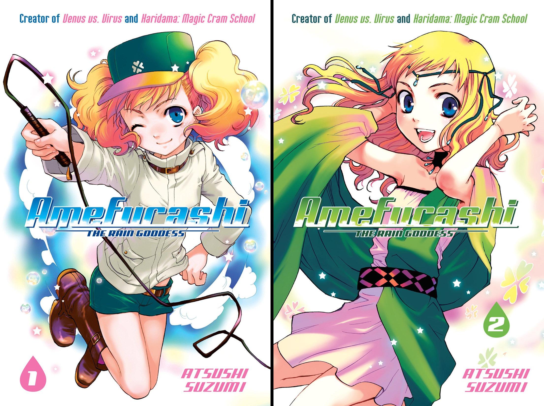 Amefurashi (Kodansha) (Issues) (2 Book Series)