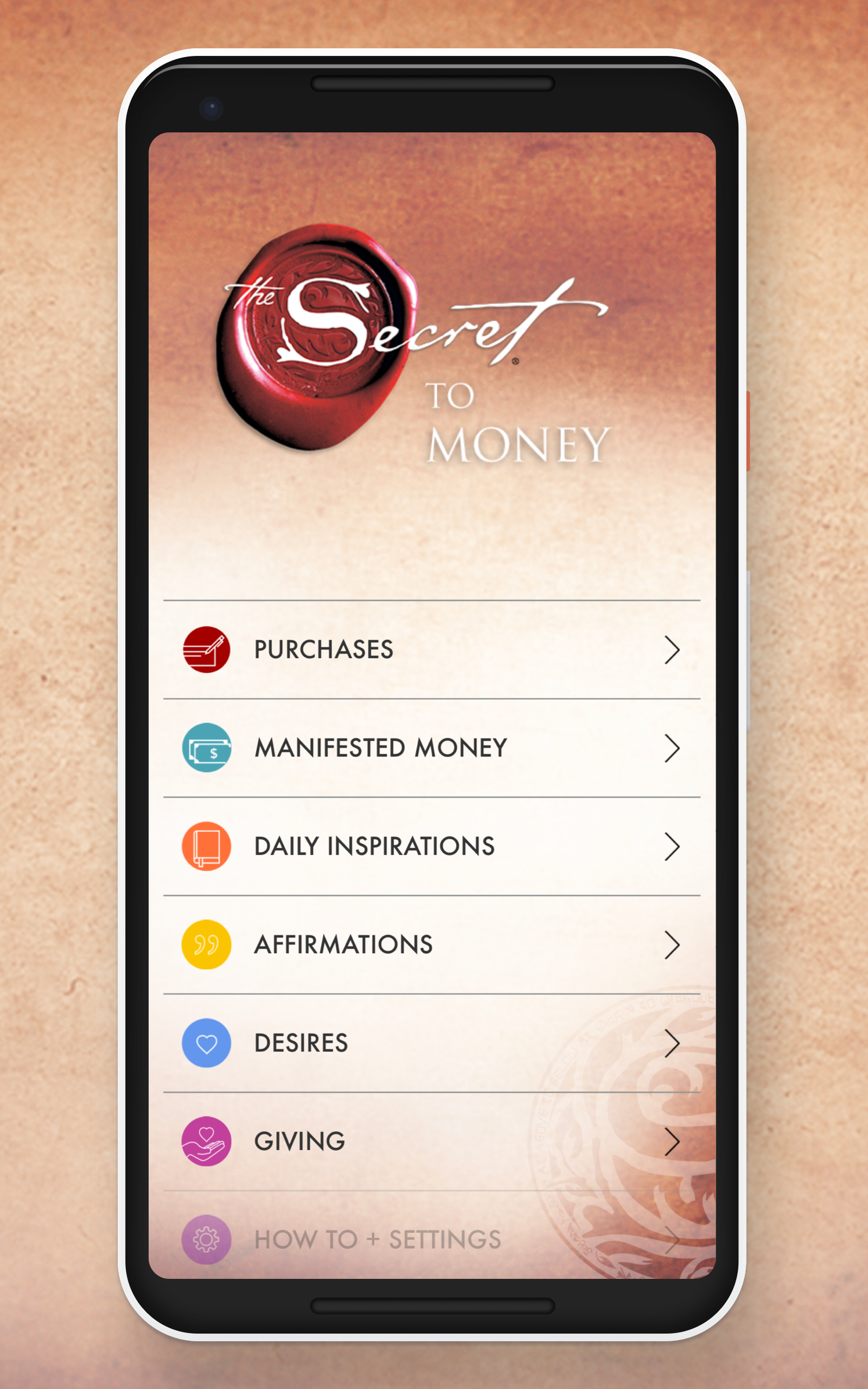Amazon Com The Secret To Money Appstore For Android