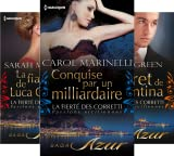 img - for La fiert  des Corretti : Passions siciliennes book / textbook / text book