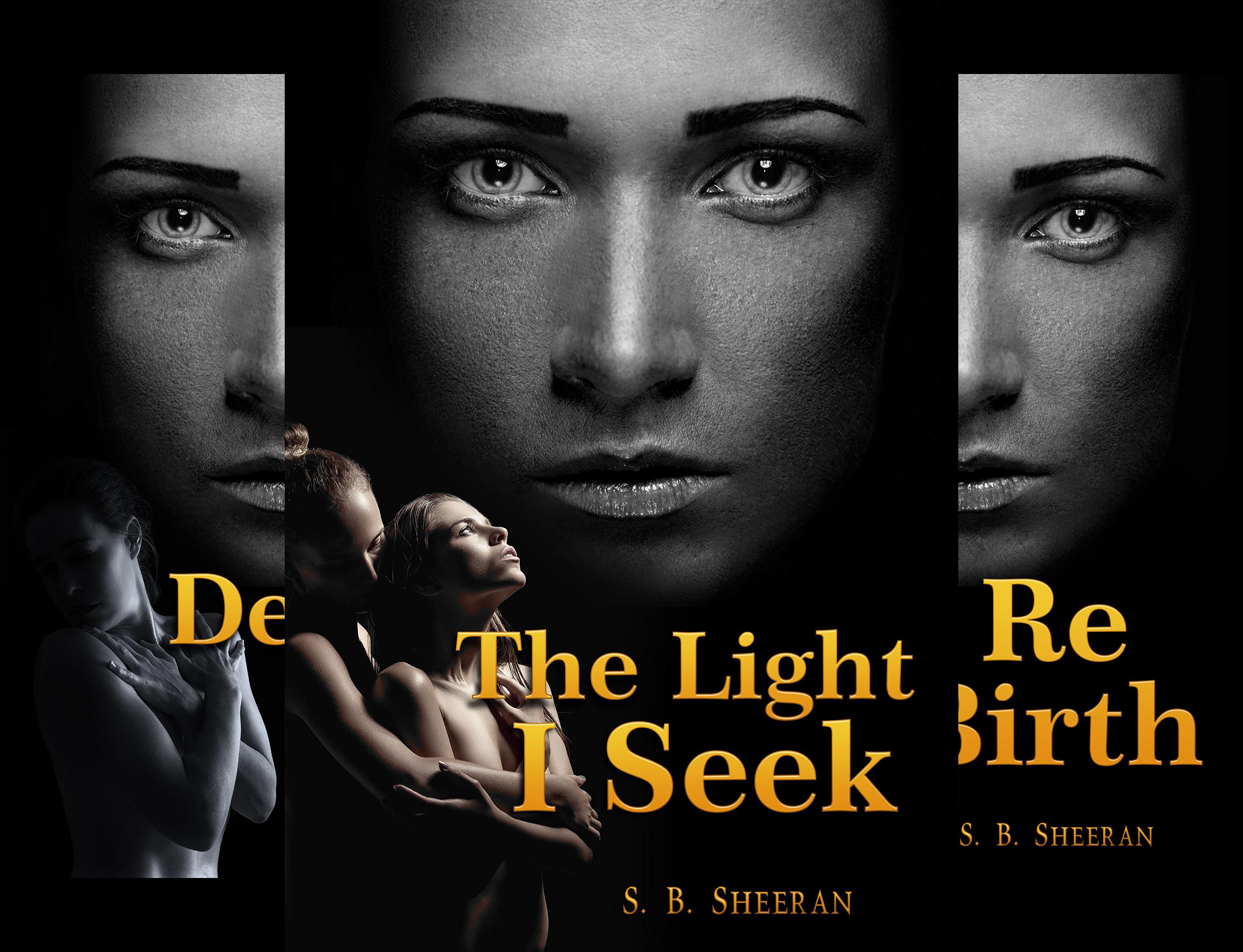 Books : The Light I seek (3 Book Series)