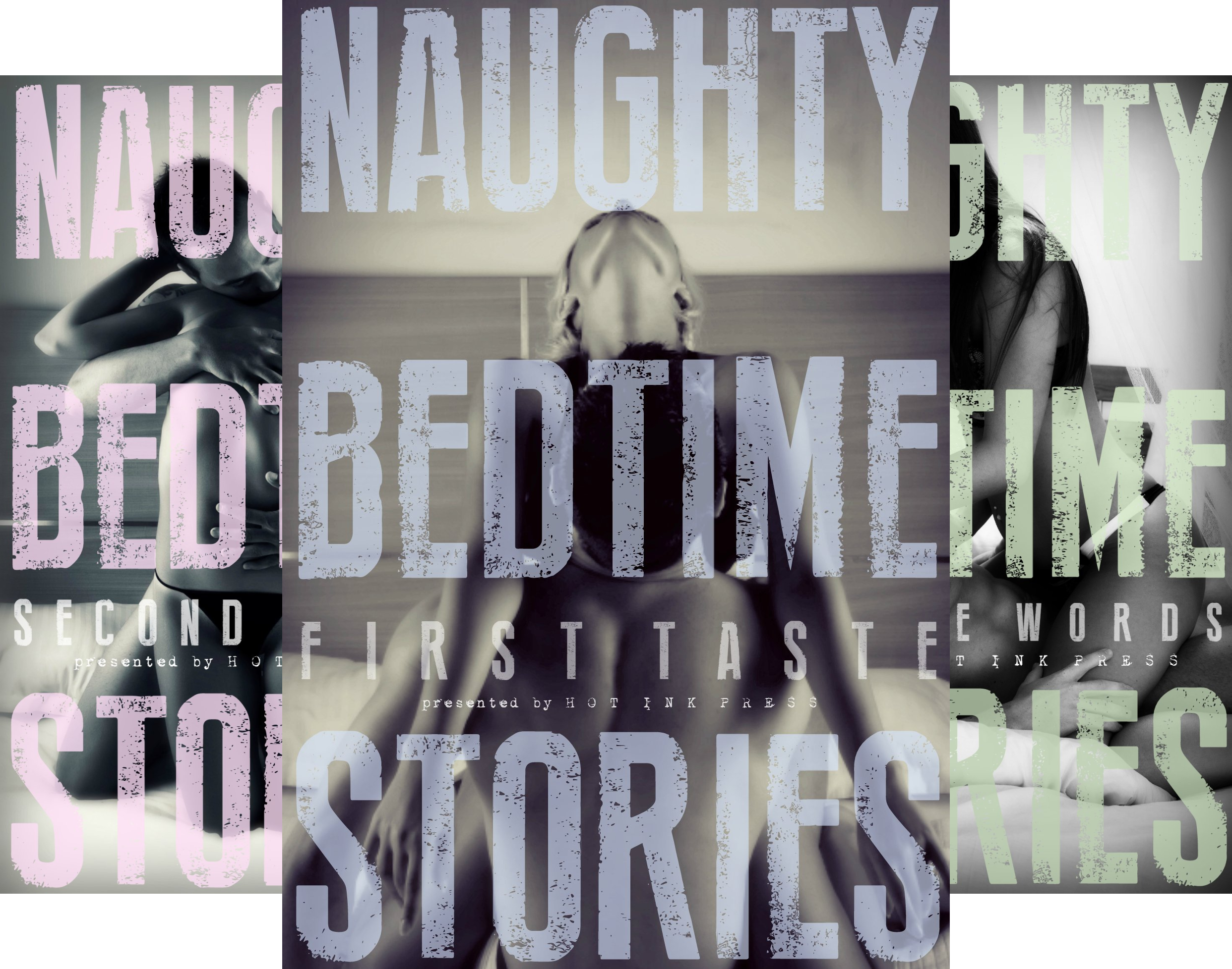 Naughty Bedtime Stories (4 Book Series)