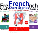 French Short Stories (3 Book Series)