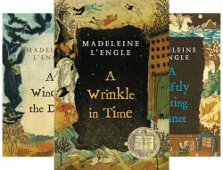 A Wrinkle in Time Quintet (5 Book Series) by  Madeleine L'Engle