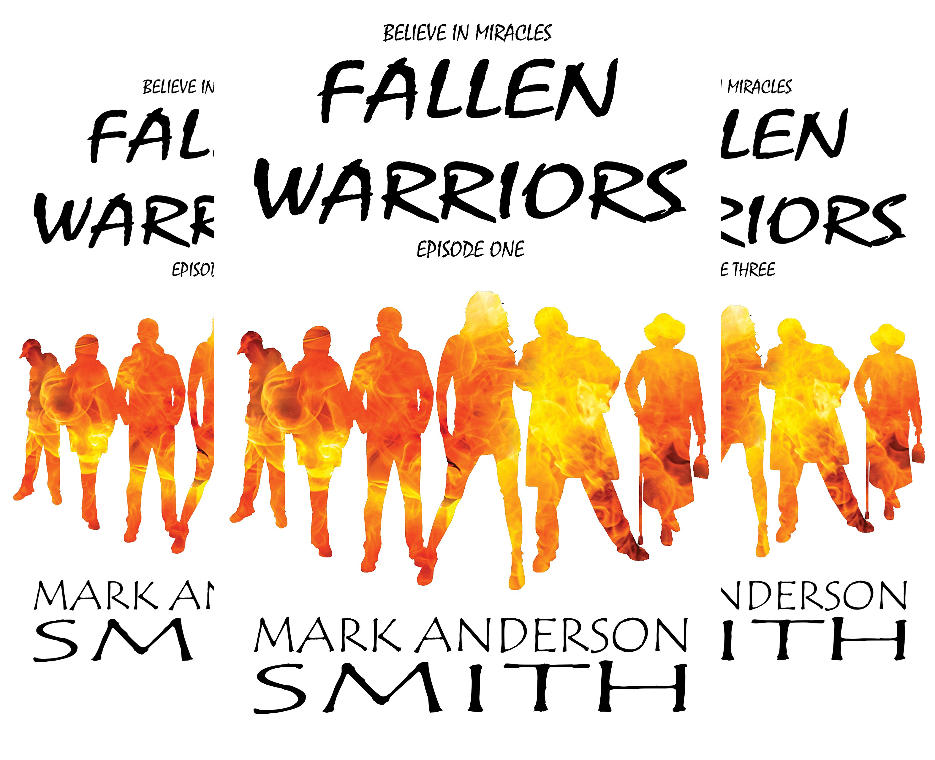 Fallen Warriors Season One (6 Book Series)
