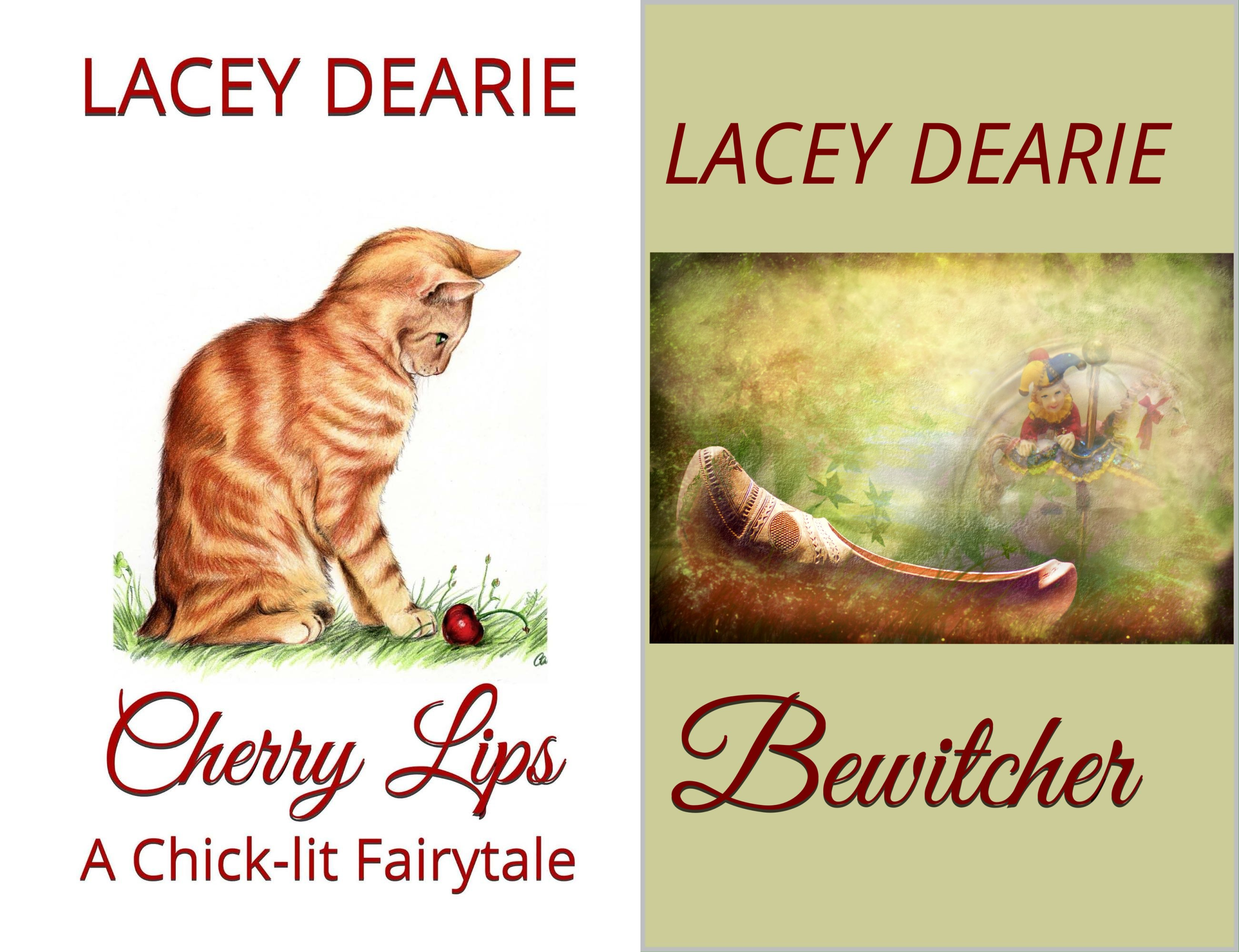 The Cherry Fairy Tales Trilogy (2 Book Series)