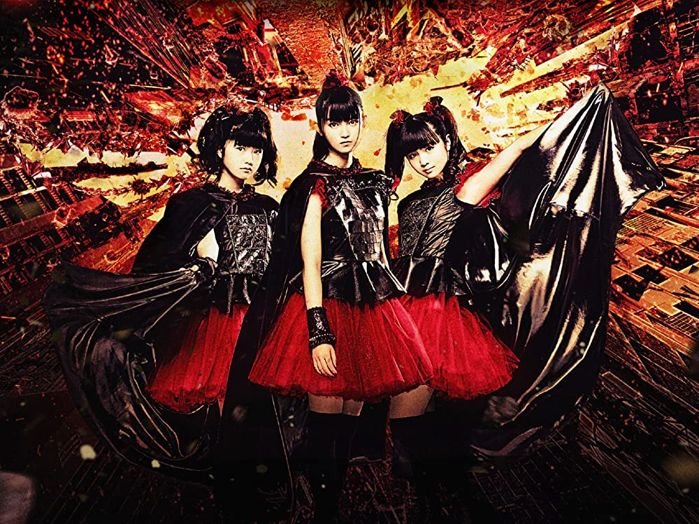 babymetal on amazon music