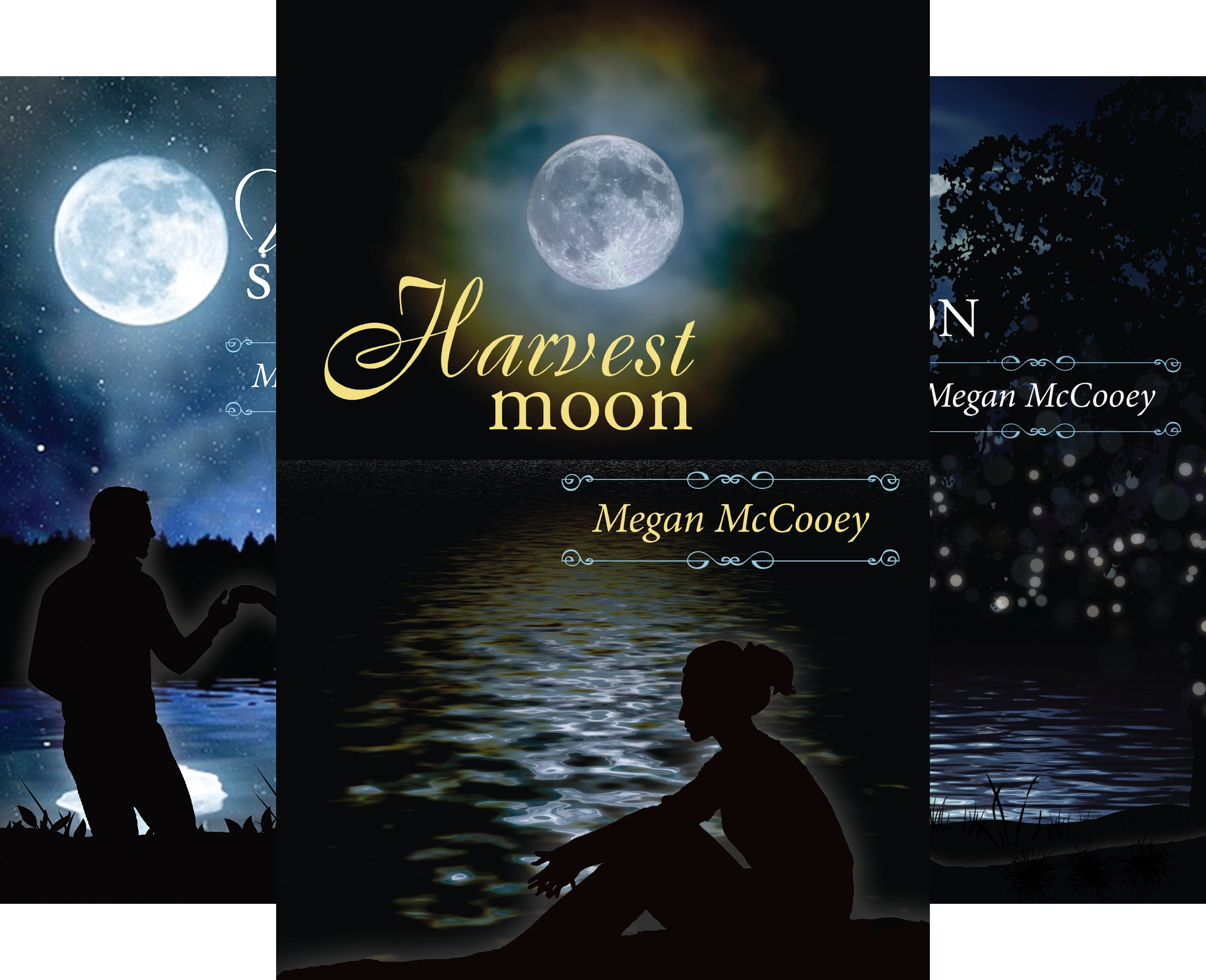 The Harvest Series (3 Book Series)