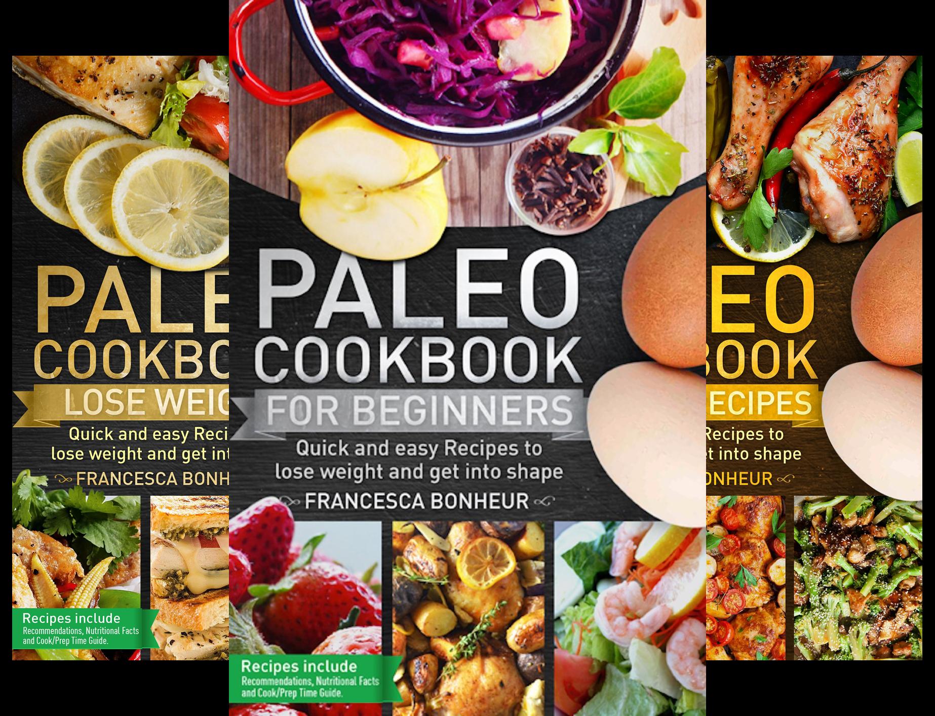 The ultimate Paleo cookbook series (4 Book Series)