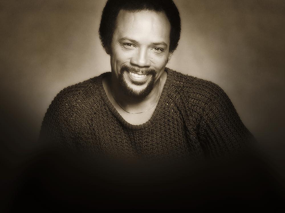 Quincy Jones On Amazon Music