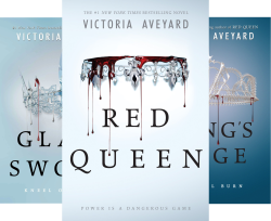 Red Queen (4 Book Series) by  Victoria Aveyard