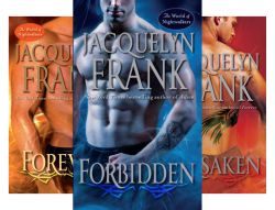 The World of Nightwalkers (5 Book Series) by  Jacquelyn Frank