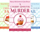Slice of Paradise Cozy Mysteries (5 Book Series)