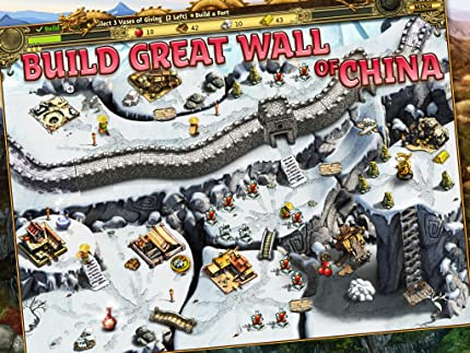 Amazon.com: Building The Great Wall of China Collectors ...