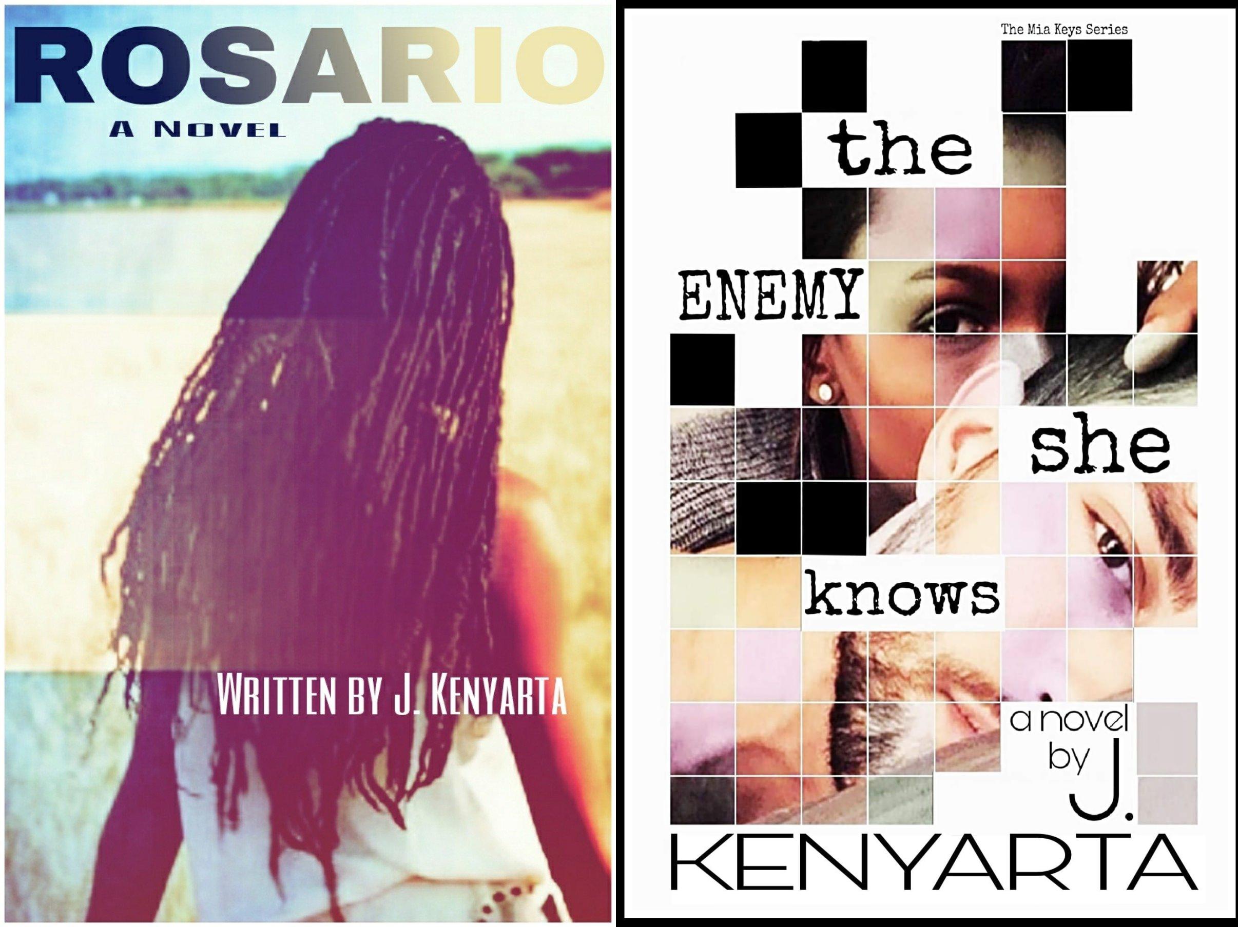 Books : The Mia Keys Series (2 Book Series)