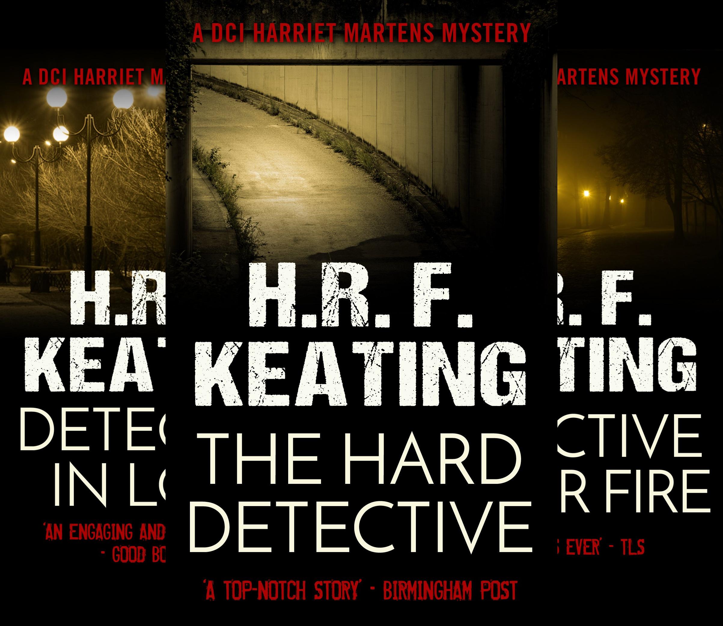 A Harriet Martens Thriller (6 Book Series)