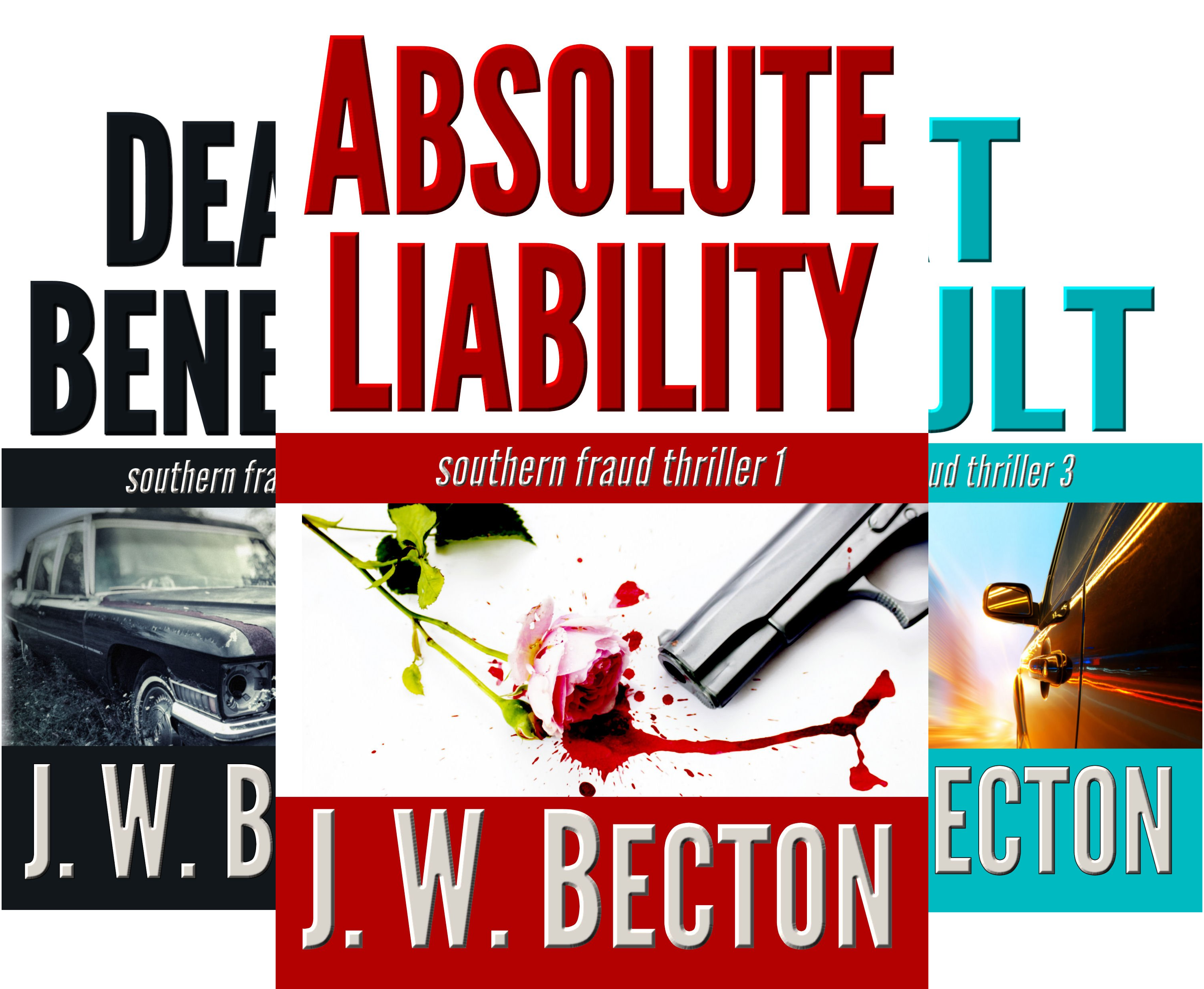 Southern Fraud Thriller (6 Book Series)