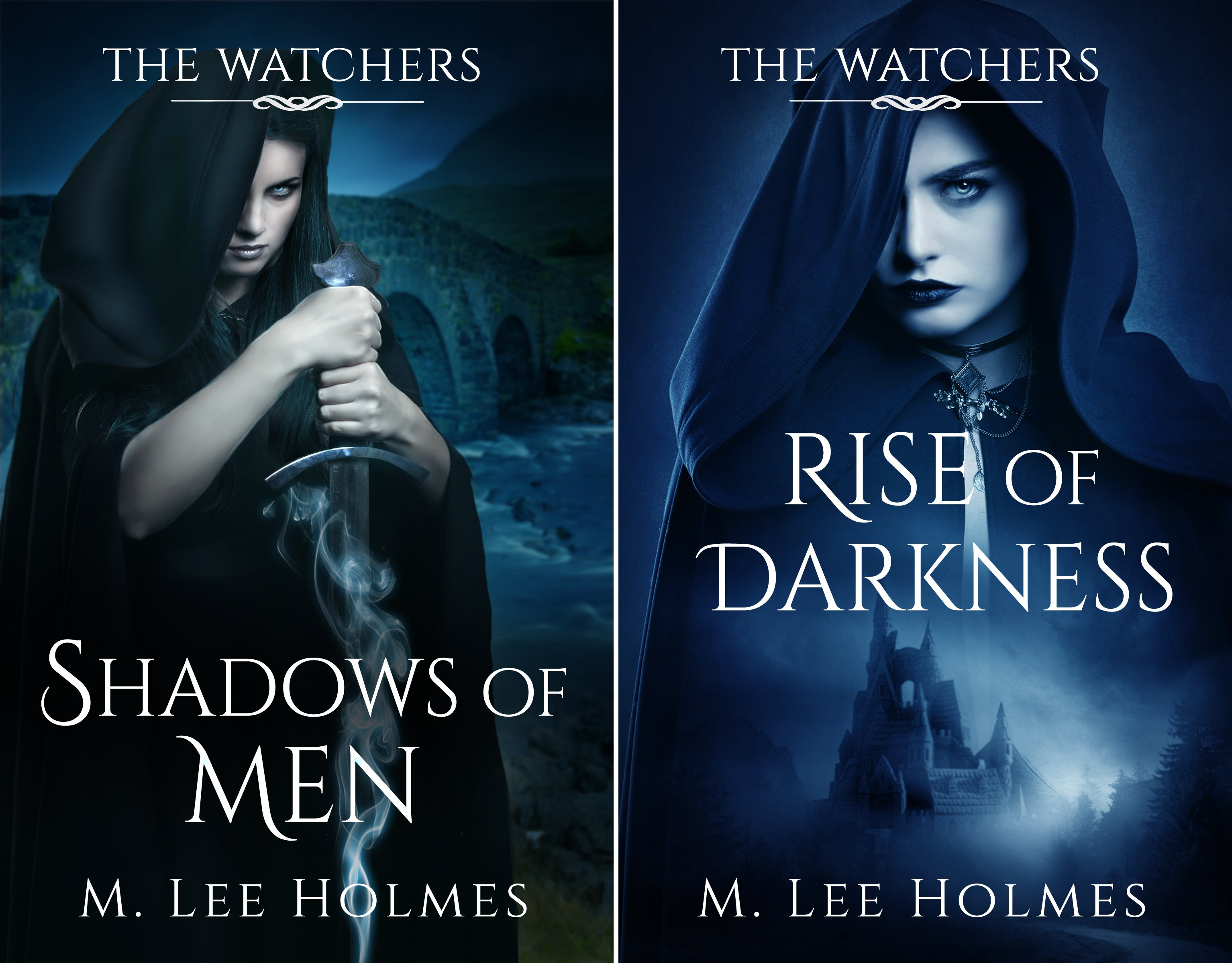 The Watchers (2 Book Series)