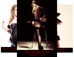 Hypno Lord 5 Book Series By Gwendoline Townsend