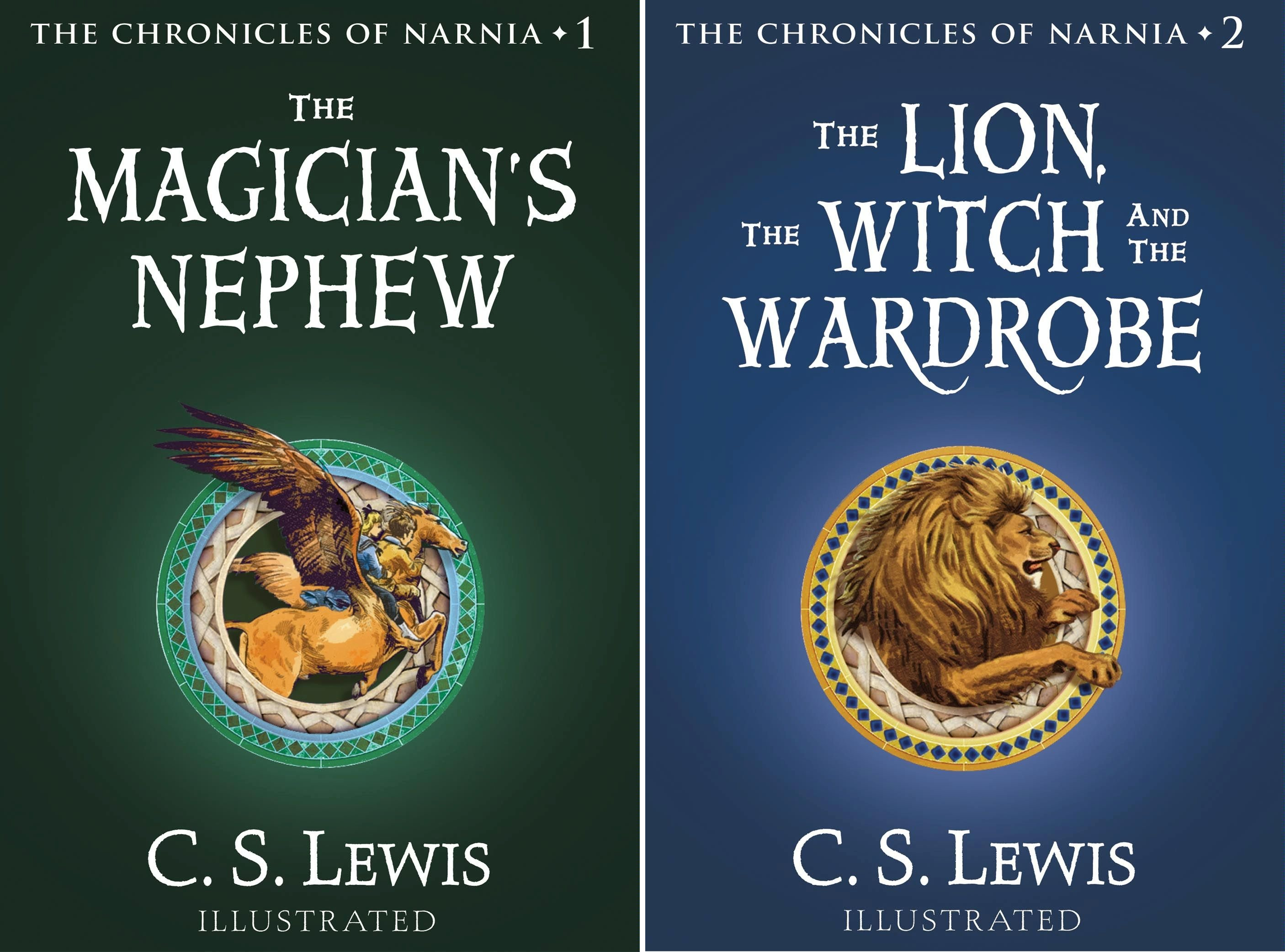 Top 1 chronicles of narnia book set kindle